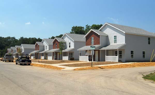 Affordable Housing Development : Link management inc owner representative project